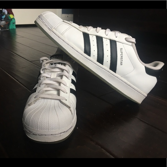 Adidas superstar zapatilla tamaño 10 poshmark